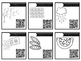 Counting Pictures 11-20 Task Cards with QR Codes