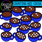 Counting Pictures: Hot Chocolate {Creative Clips Clipart}