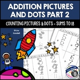 Addition for Special Ed Counting Pictures and Dots PART 2