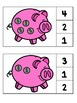 Counting Piggy Banks!
