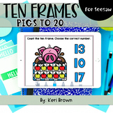 Counting Pigs to 20 | Seesaw Activity