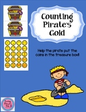 Counting Pirate's Gold