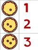Counting Pizza: Numbers 0-10 (Match Cards)