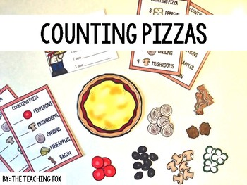 Counting Pizzas - Number Sense
