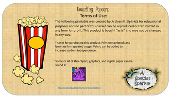 Counting Popcorn