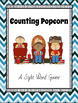 Counting Popcorn: A Sight Word Game {Mel's Digital Store}