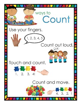 Counting Poster