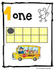 Counting Poster: BacK 2 SchooL