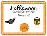 Counting Interactive Power Point (Halloween Theme)