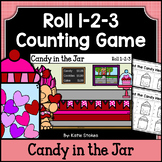 Valentine's Day Counting Practice - Candy in the Jar