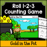 St. Patrick's Day Counting Practice - Gold in the Pot