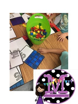 Counting Practice Math Centers