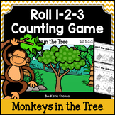 Counting Practice - Monkeys in the Tree