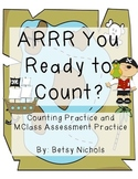 Counting Practice Pirate Game- MClass