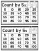 Number Grid Counting Practice by Ones and Fives