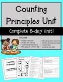 Counting Principles Math Unit