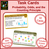Probability, Odds, and the Counting Principle : Story Prob