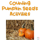 Counting Pumpkin Seeds Ten Frame Activities