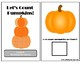 Counting Pumpkins Adapted Book