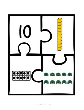 Counting Puzzles (1-30)