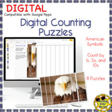 Counting Puzzles American Symbols Memorial Day Google Dist