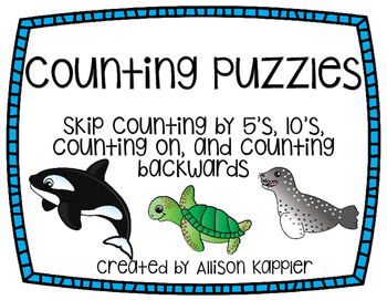 Counting Puzzles Self Checking