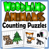 Free Number Puzzles for Kids