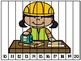 Counting Puzzles to 20 Construction Theme