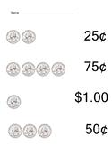 Counting Quarters FREEBIE