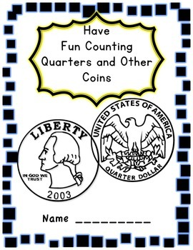 Counting Coins - Quarters and Other Coins