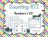 Counting RTI {Numbers 1-20}