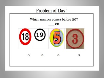 Counting, Recognizing, and Ordering Numbers 11-20