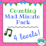 Counting Rhythm Mad Minute Pack