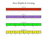 Counting Rhythm: Unit 1 - takadimi system