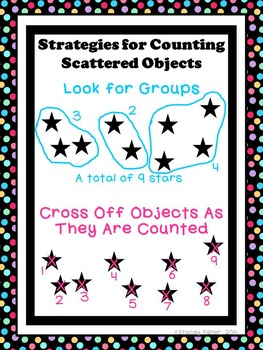 Counting Scattered Objects-Differentiated Games and Activities for Counting Sets