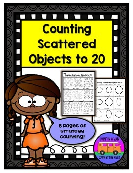 Counting Scattered Objects to 20