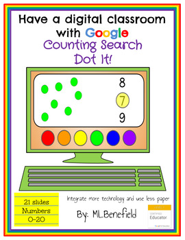 Counting Search -Dot It! (in Google: Digital and Interactive)
