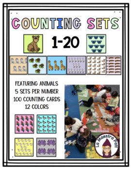 Counting Sets 1-20