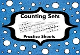 Free Counting Sets Practice Sheets