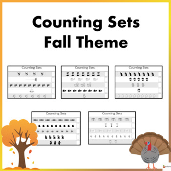 Counting Sets (Fall Theme)