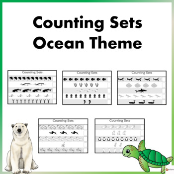 Counting Sets (Ocean Theme)