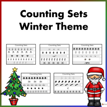 Counting Sets (Winter Theme)