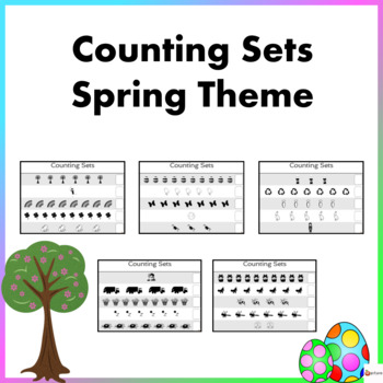 Counting Sets (Spring Theme)