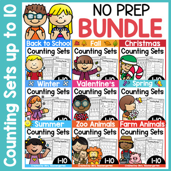 Counting Sets Bundle