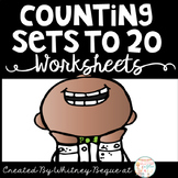 Counting Sets to 20 Worksheets