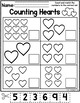 Counting Sets  ~ Valentine's Day themed