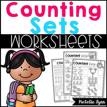 Counting Sets Worksheets