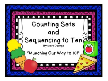 Counting Sets and Sequencing to Ten