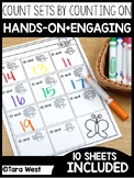 Counting Sets by Counting on 10-20 Sheets