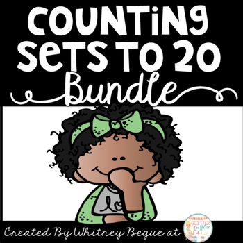 Counting Sets to 20 Bundle